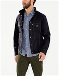Levi's Commuter Trucker Jacket Indigo