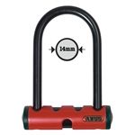 Abus U-Mini U-lock  - Red