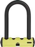 Abus U-Mini U-lock  - Yellow