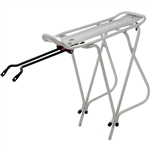 Axiom Journey Rear Rack - Silver