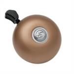 Electra Dome Ringer Bell - Matte Copper