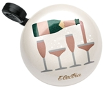 Electra Dome Ringer Champagne Bell
