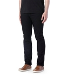 Levi's 511 Commuter Black Slim Fit Jeans - Solid Black Denim