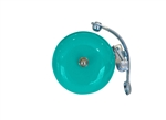 Linus Side Striker Bell - Turquoise