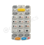 Motorola MC3000 MC3090 48 Key Keypad. 28-key keypad with poly-urethane coating for Symbol MC3000 series.