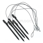 Tethered Stylus, 5-Pack for MC9500-K, MC9590-K, MC9596-K, MC9598-K