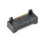 Symbol Motorola MC3000 Cradle Connector. Perpendicular SMT Cradle Connector Assembly 16-Pin