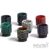 810 Snake Resin Wide Bore Drip Tip