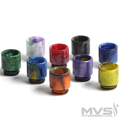 810 Fog Resin Wide Bore Drip Tip