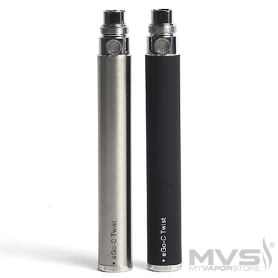 ADV eGo-C Twist Variable Voltage 900mAh Battery