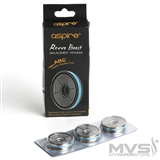 Aspire Revvo Boost ARC Coil Atomizer Head - Pack of 3
