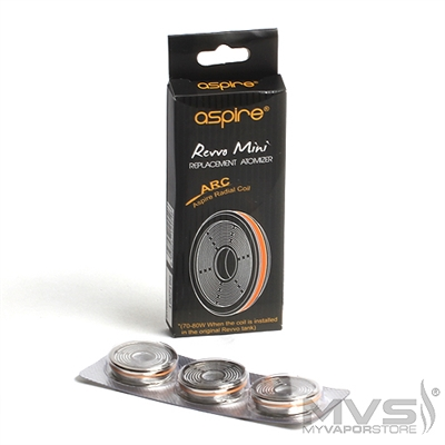 Aspire Revvo Mini ARC Coil Atomizer Head