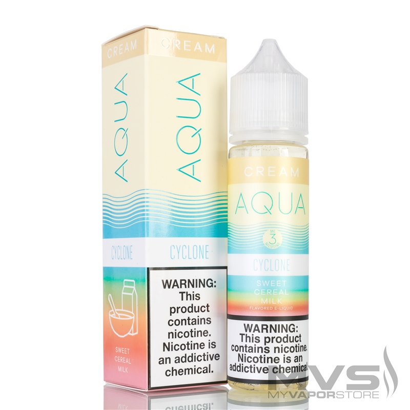 Cyclone by Aqua eJuices
