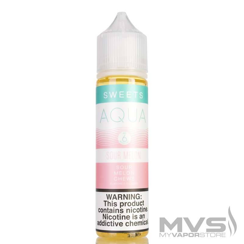 Sour Melon by Aqua eJuices