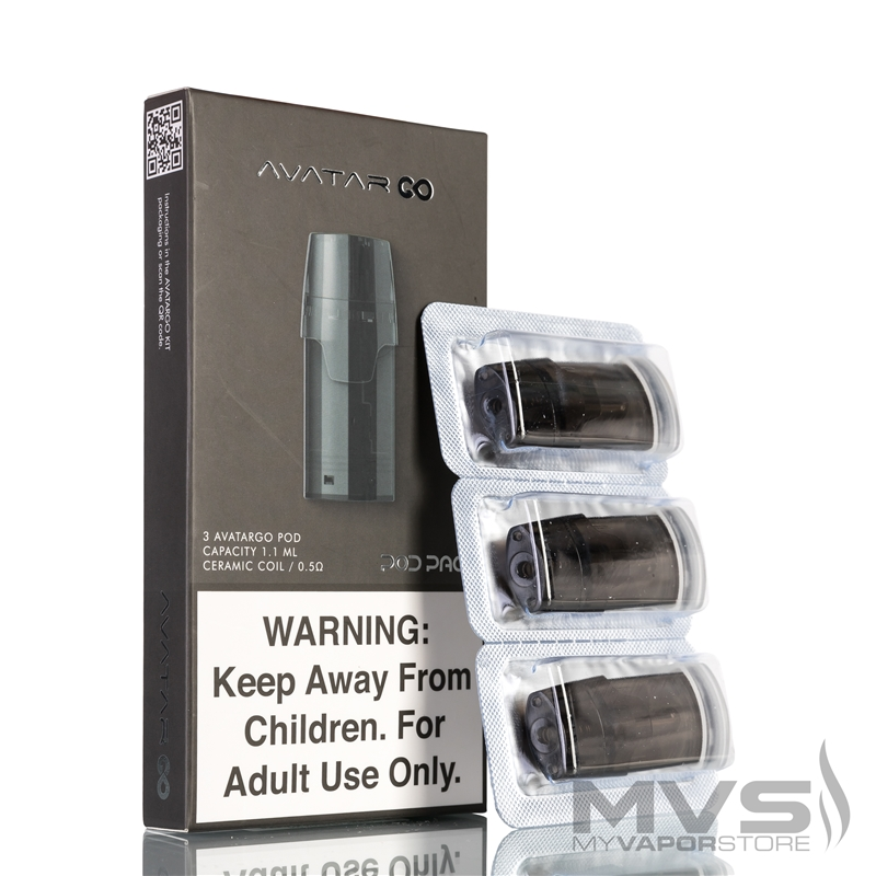 AvatarGo Pod Empty Cartridge