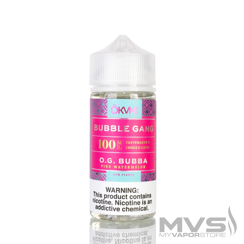 OG Bubba by Bubble Gang eJuice