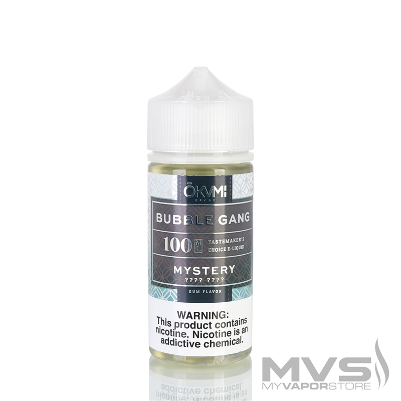 Mystery Flavor by Bubble Gang eJuice