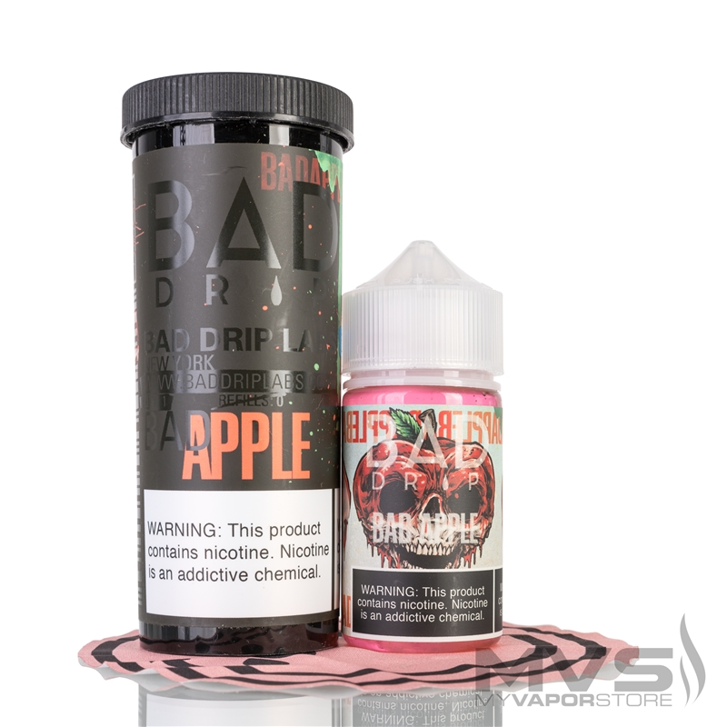 Bad Apple by Bad Drip eJuice