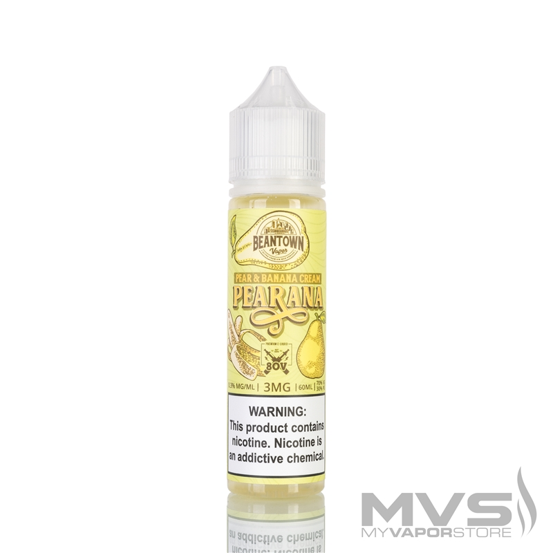 Pearana by Beantown Vapor - 60ml