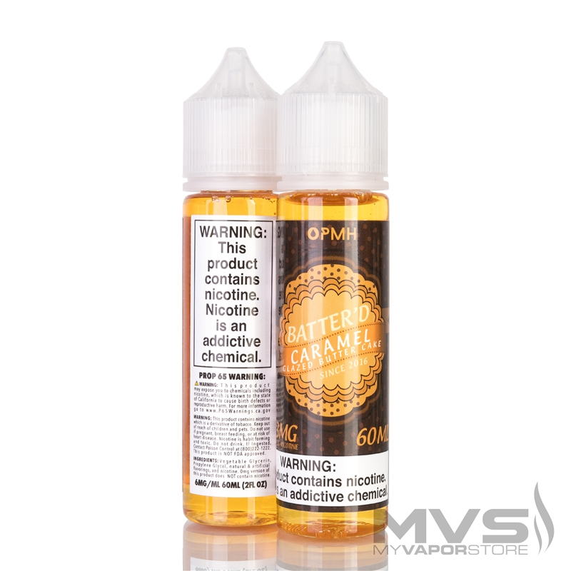 Caramel by Batter'd E-Liquid - 60ml