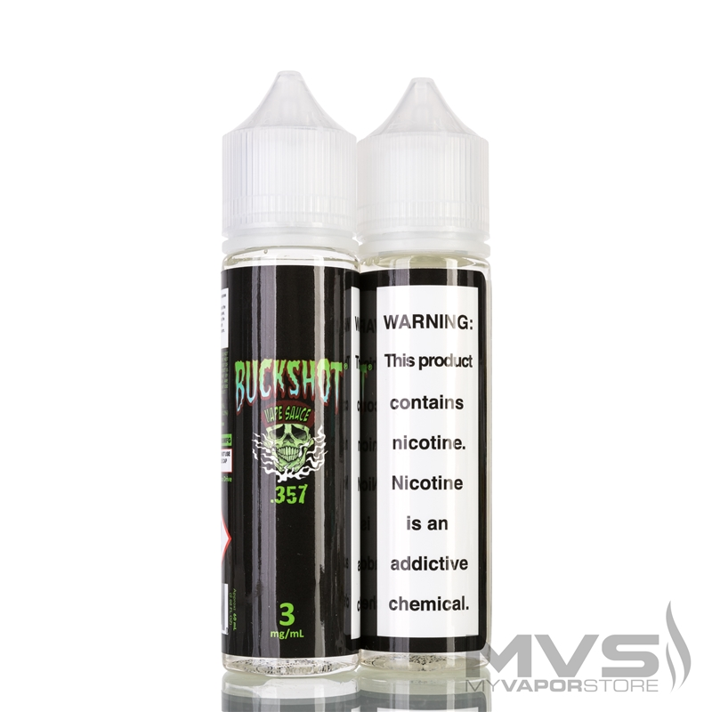 357 by BuckShot Vapors eJuice