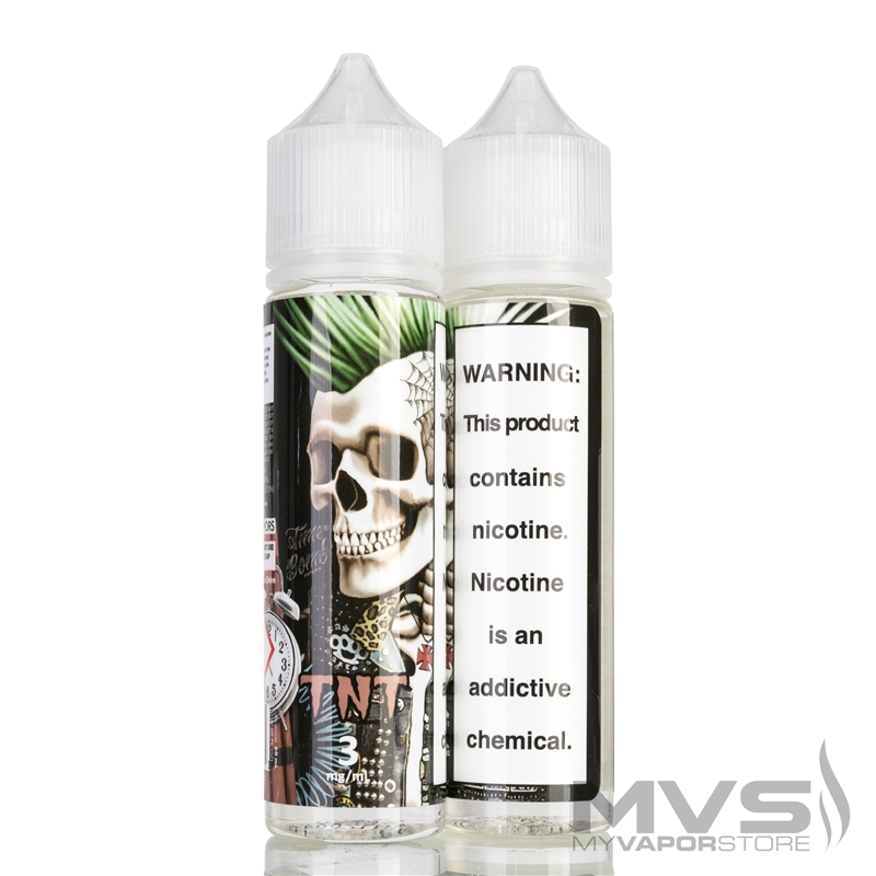 TNT  by Time Bomb Vapors eJuice - 60ml