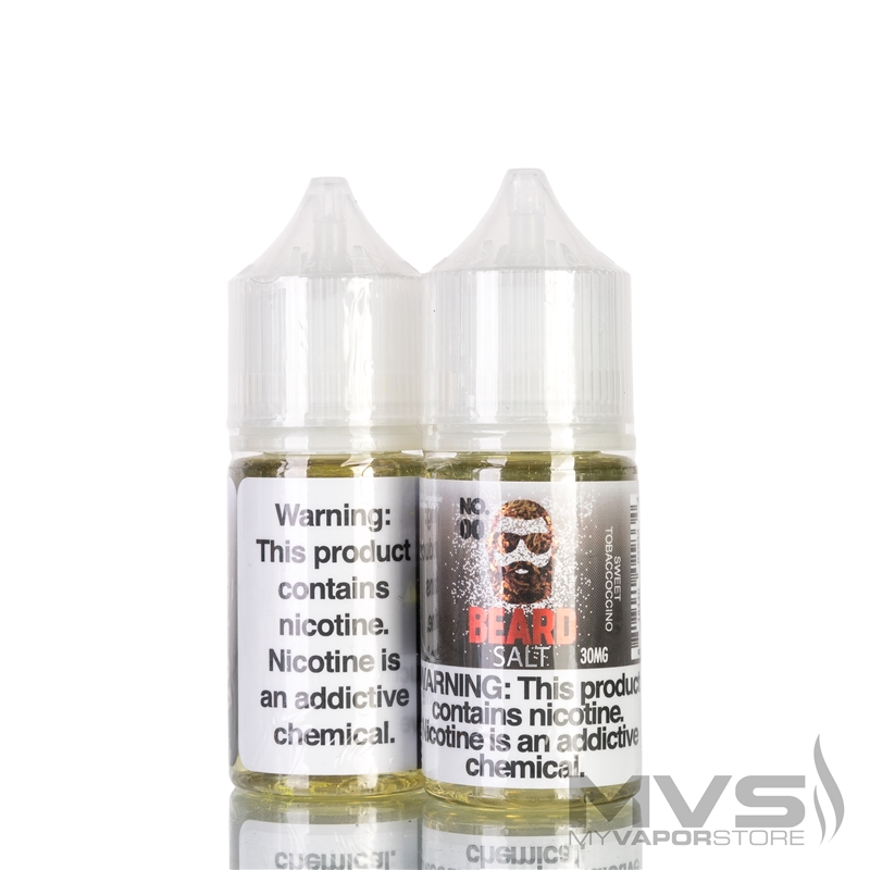 No. 00 by Beard Salts EJuice