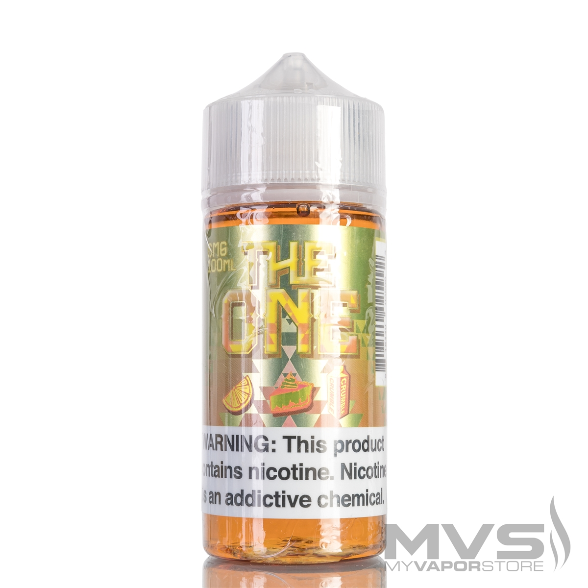 Lemon Crumble Cake by The One - 100ml