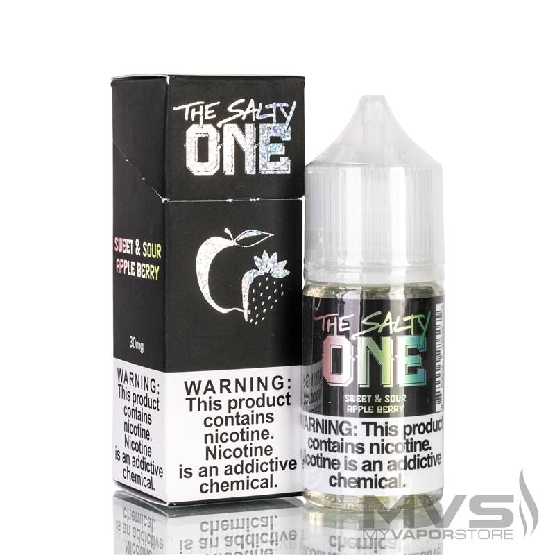 Apple Berry by The Salty One E-Liquid