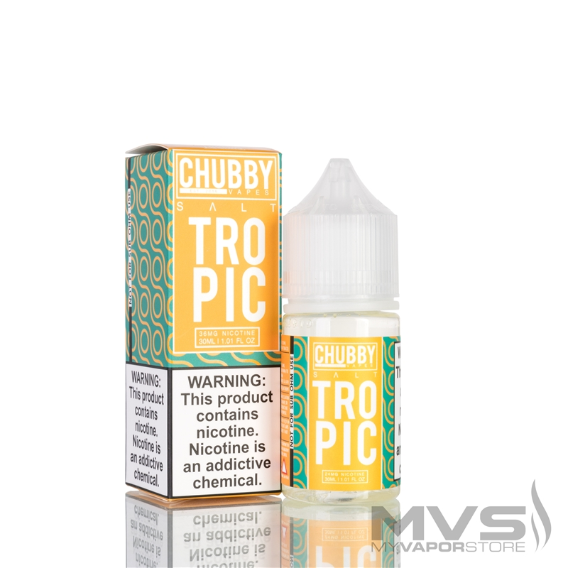 Tropic by Chubby Vapes Salt E-Liquid