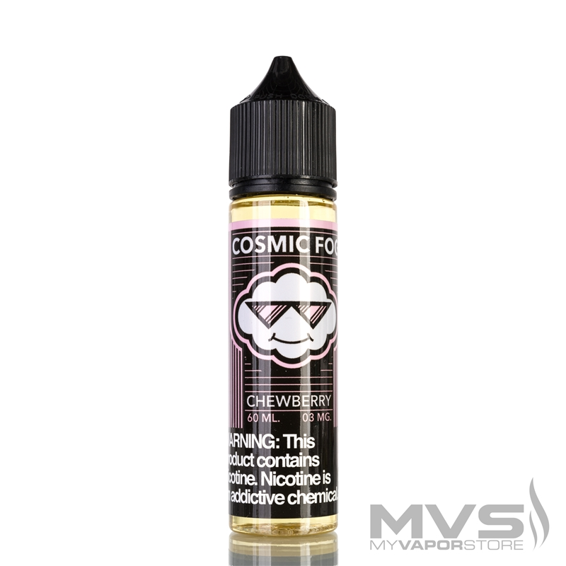 Chewberry by Cosmic Fog Vapors eLiquid