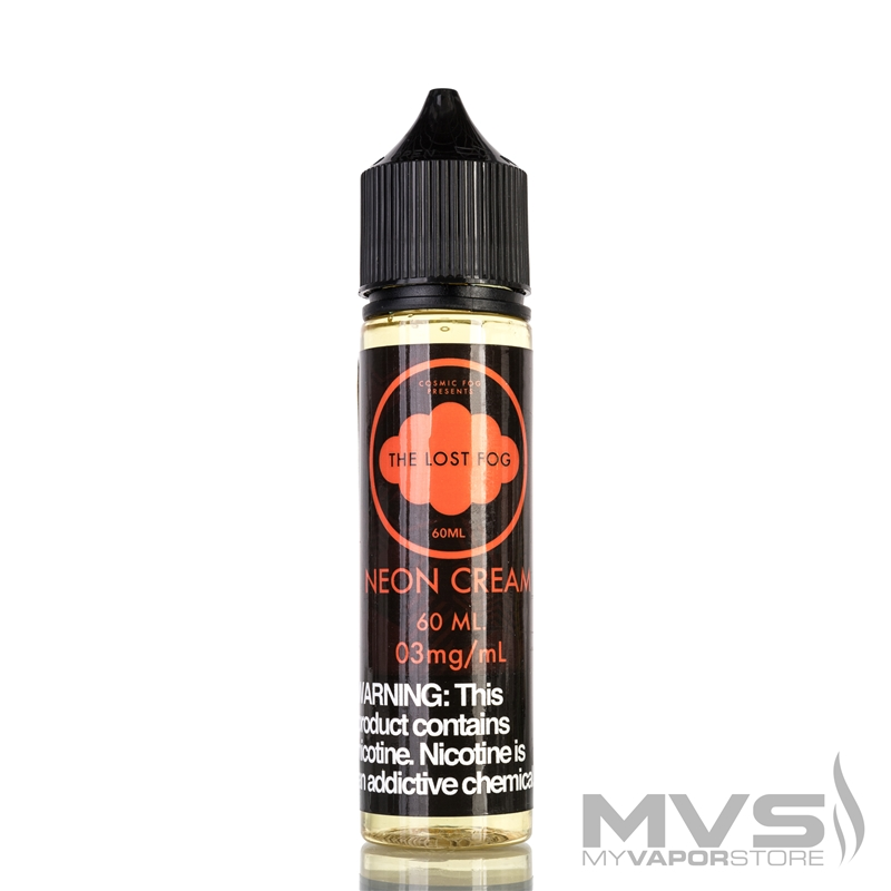 Neon Cream by Cosmic Fog Vapors eLiquid