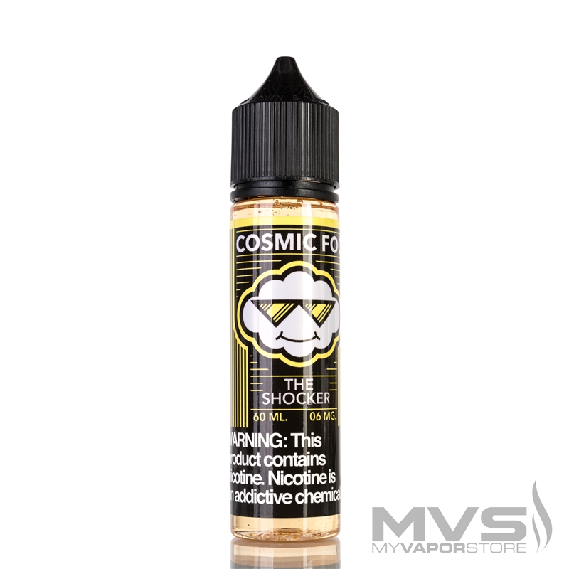 The Shocker by Cosmic Fog Vapors eLiquid
