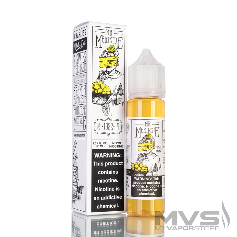 1982 Lemon Meringue by Mr. Meringue E-Liquid