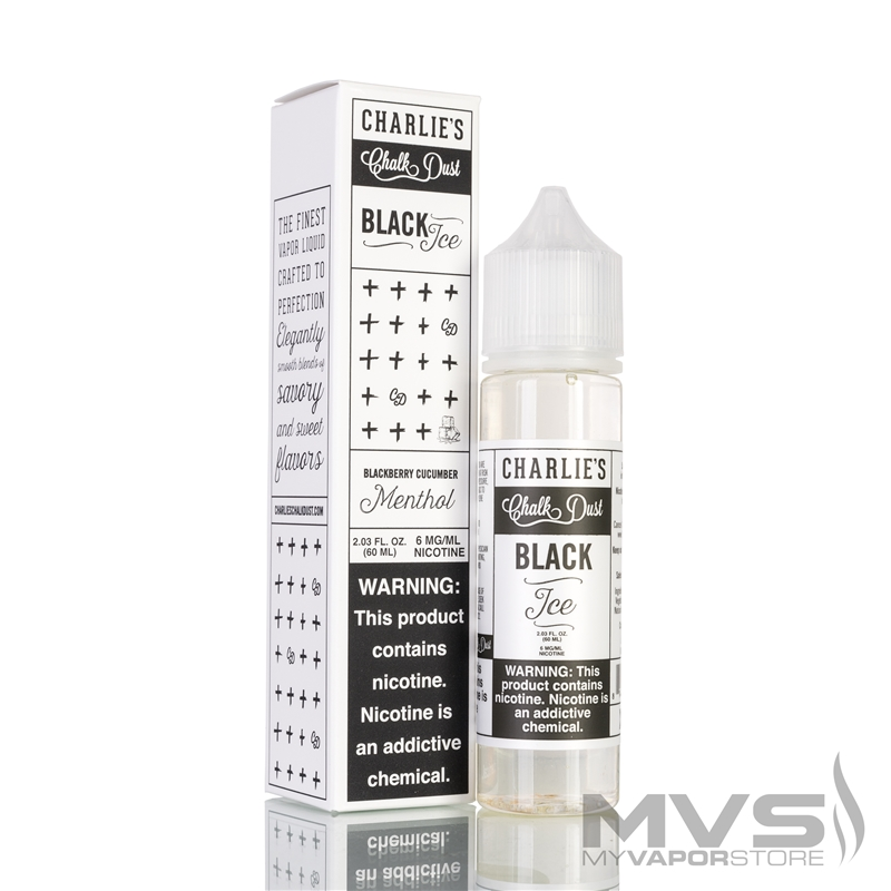 Black Ice by Charlie's Chalkdust Ejuice
