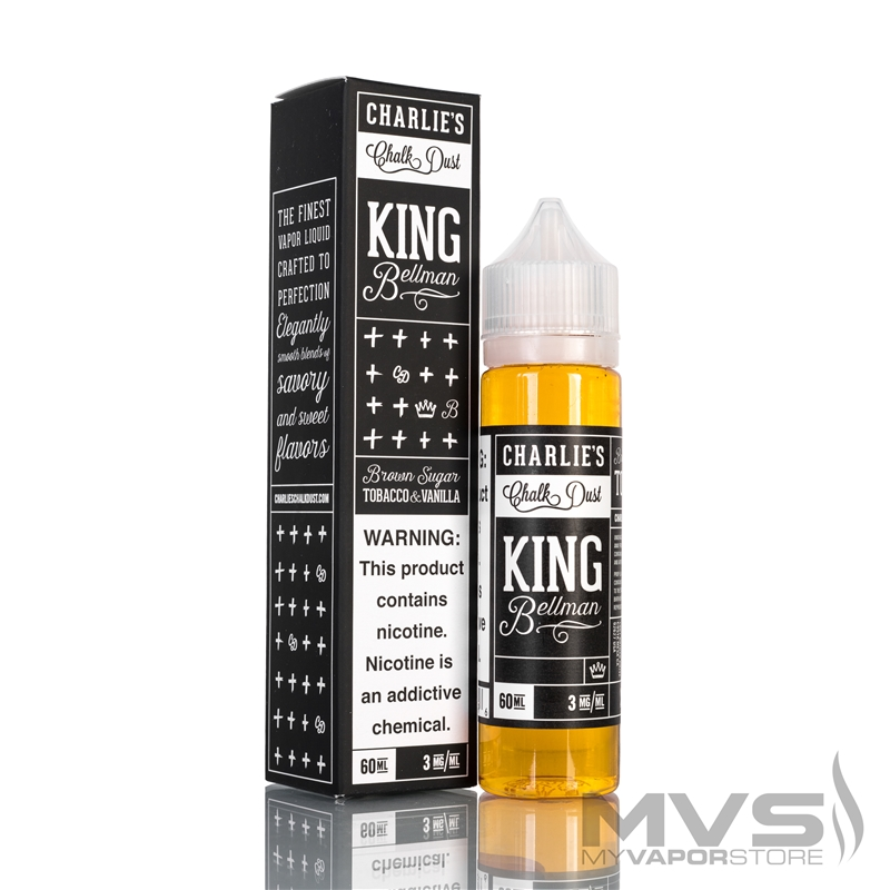 King Bellman by Charlie's Chalkdust Ejuice