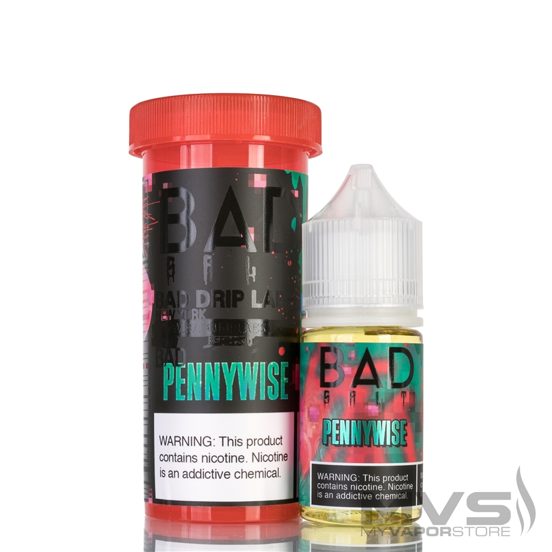 Pennywise by Clown Circus Salts E-Liquid