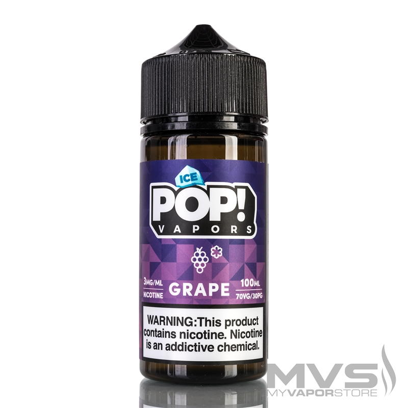 Grape Chew Candy by Iced Candy Pop! eJuice