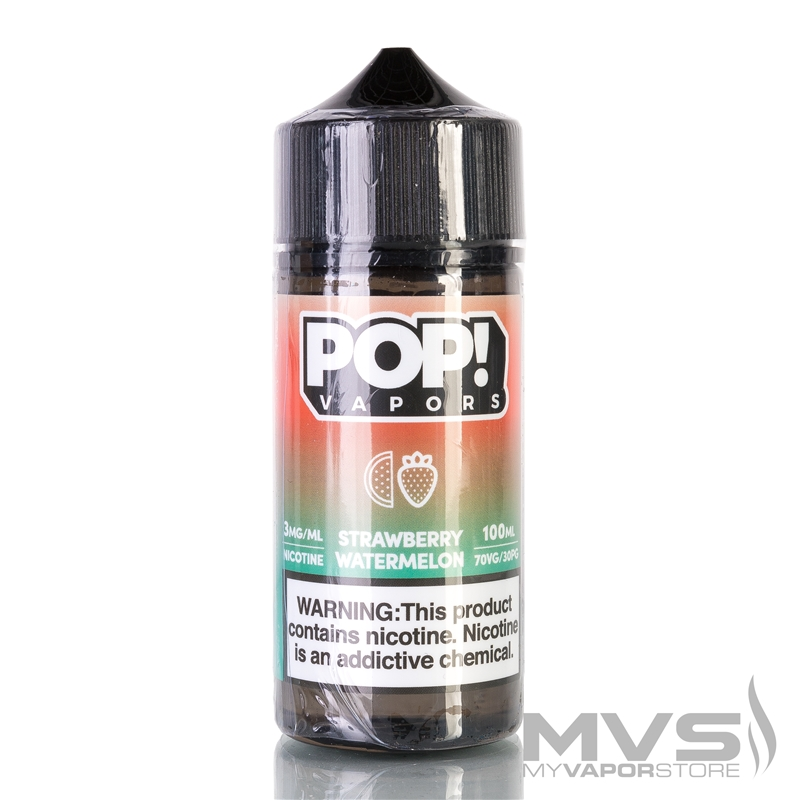 Strawberry Watermelon Hard by Candy Pop! E-Juice