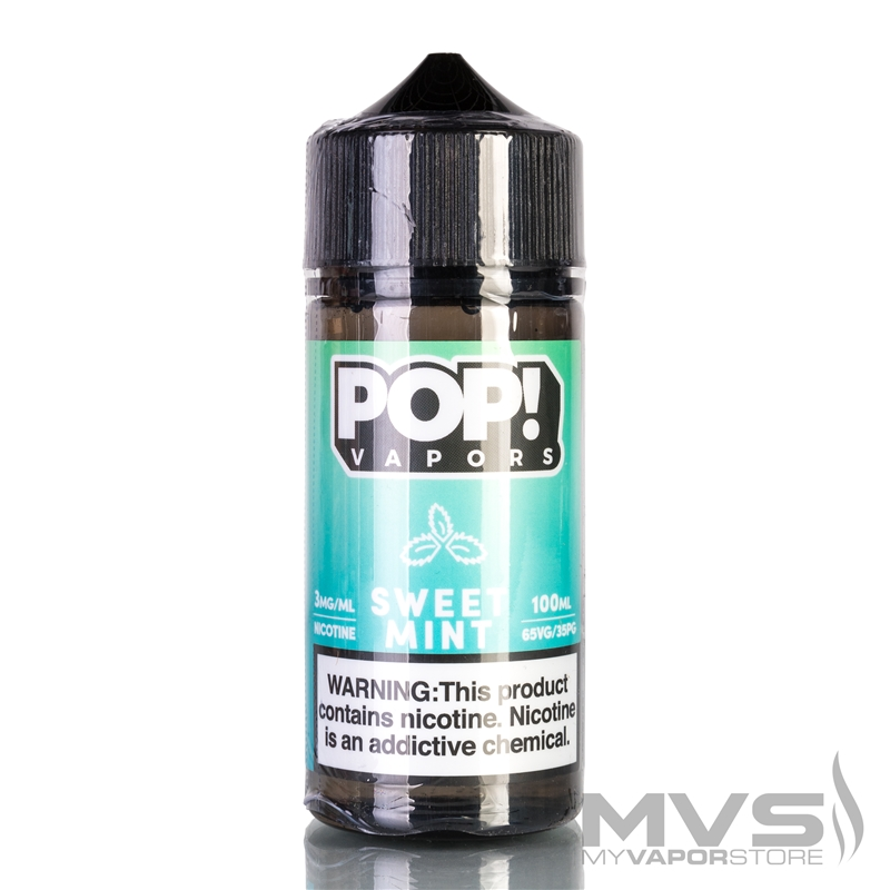 Sweet Mint Gum by Candy Pop! E-Juice