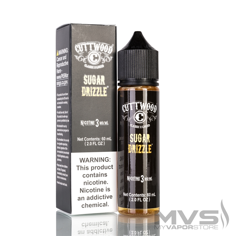 Sugar Drizzle by Cuttwood eJuice