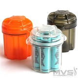 Portable Battery Travel Container - 18650
