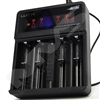 Efest LUC V4 - Four Bay LCD Charger