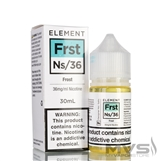 Frost Ns by Element Nic Salt E-Liquid - 30ml