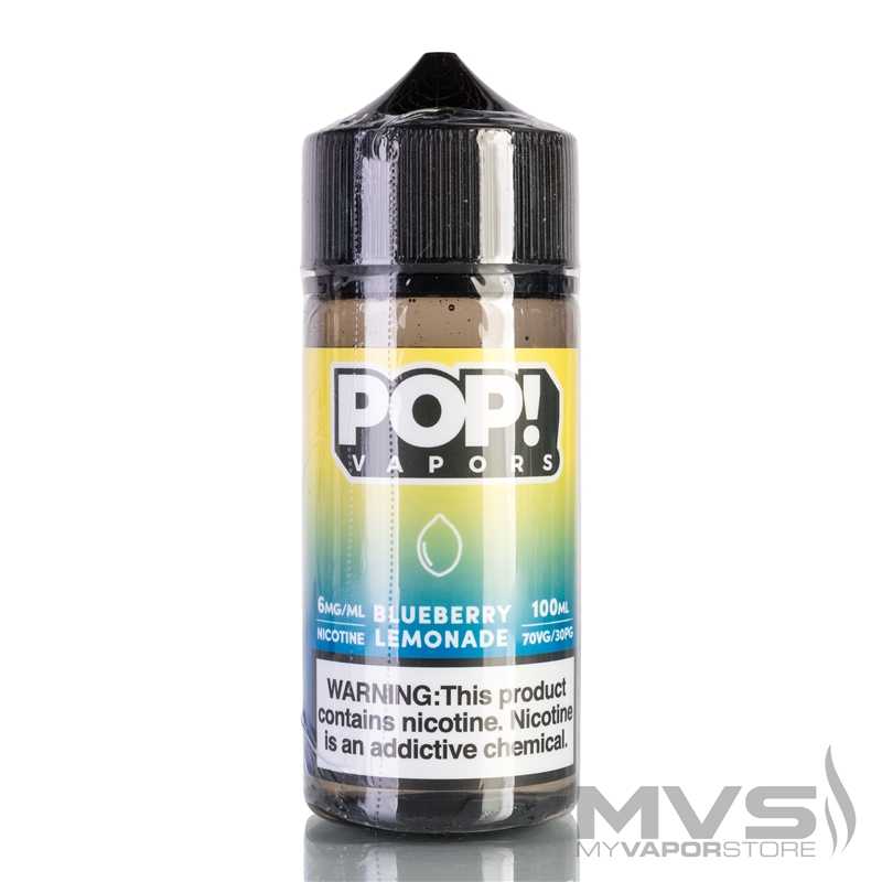 Blueberry Lemonade by Fruit Pop! eJuice
