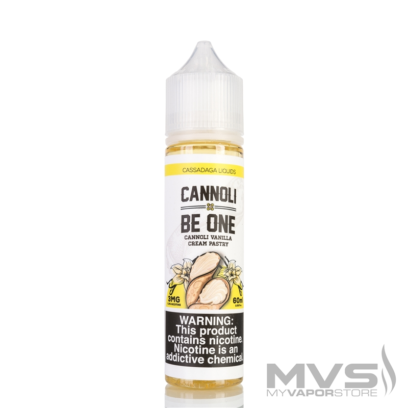 Cannoli Be One By Cassadaga Liquids - 60ml