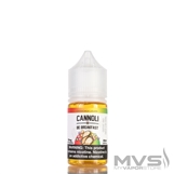 Cannoli Be Breakfast Salt By Cassadaga Liquids