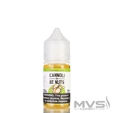 Cannoli Be NutsSalt By Cassadaga Liquids