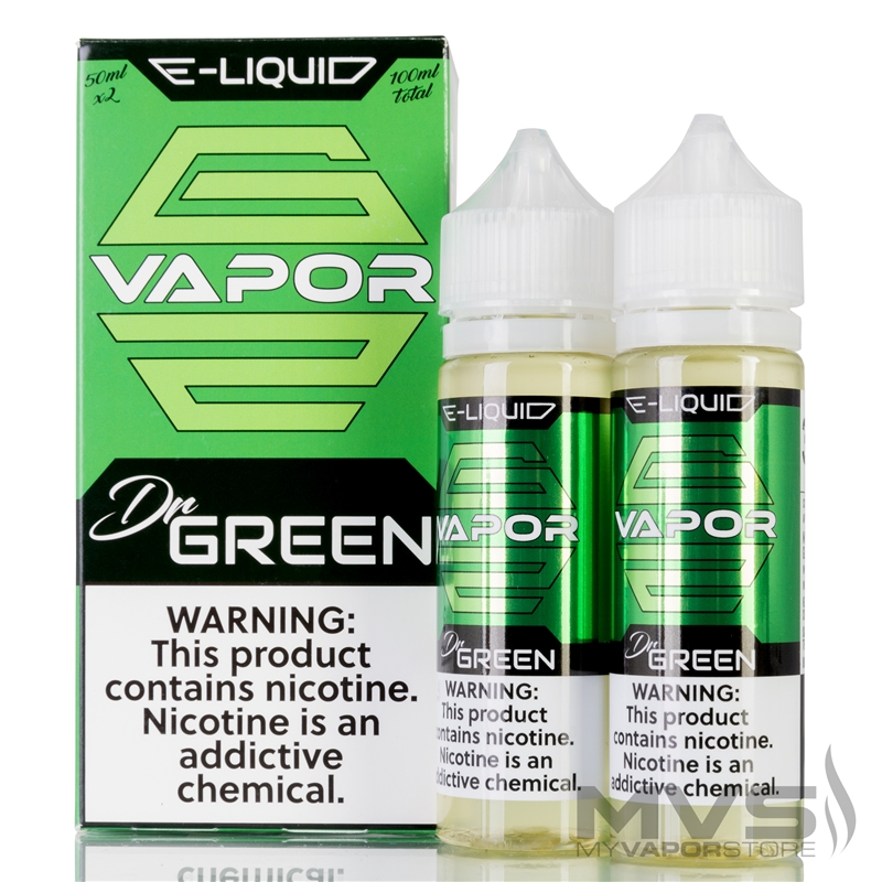 Dr. Green by G2 Vapor eJuice