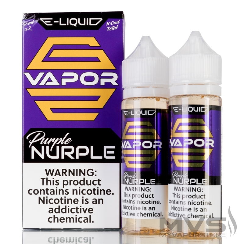 Purple Nurple by G2 Vapor eJuice
